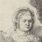 Rembrandt: Etchings from the British Museum