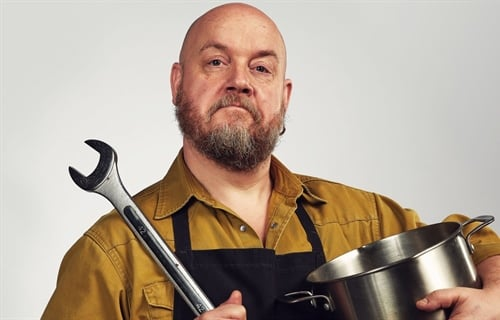 George Egg: Movable Feast ***NEW DATE***