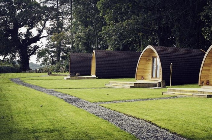Thornfield Camping Cabins