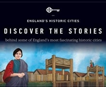 Englands Historic Cities App
